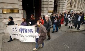 The Foreign Office initially gave the impression that it had nothing to do with a disciplinary threat against the cleaners, who wrote a joint letter regarding the living wage.