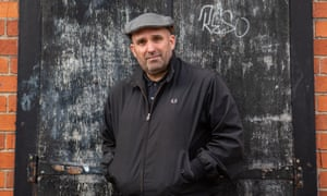 Shane Meadows, photographed in Beeston, near Nottingham, last month by Antonio Olmos for the Observer New Review.