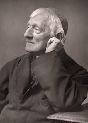 John Henry Newman, circa 1888.