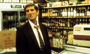 Harry Dean Stanton in Alex Cox's 1984 fllm Repo Man