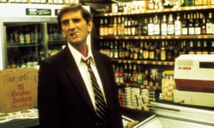Harry Dean Stanton in Repo Man.