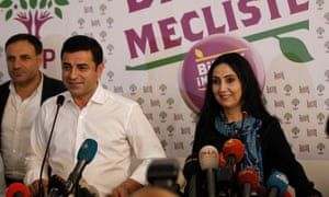 Opposition politicians Selahattin Demirtaş and Figen Yüksekdağ will appear in court on trumped-up charges of terrorism, facing lengthy jail sentences