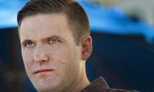 Richard Spencer, head of the far-right US thinktank the National Policy Institute,
