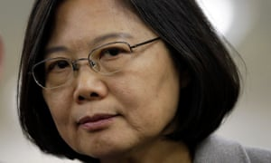 Taiwan president-elect Tsai Ing-wen: 'She is a steady pair of hands.'