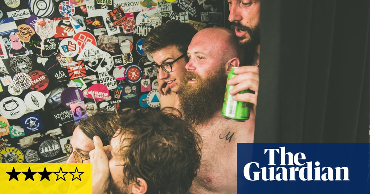 Don't Go Gentle: A Film About Idles review – fan-friendly portrait of punk's anti-ironists