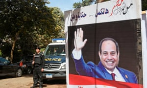 A similar petition for Sisi to run for a second term was started by an Egyptian MP before the March 2018 election.