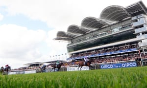 Magna Grecia and King Of Change ran the stands' rail to be first and second in the 2,000 Guineas in May.