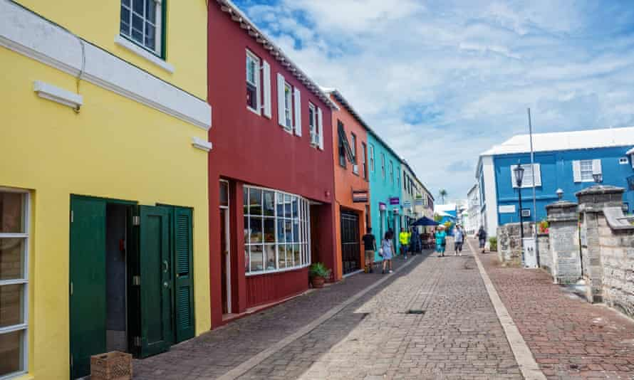 St George's, Bermuda: the British territory's governor says the new law reflects opposition to same-sex marriage among voters.