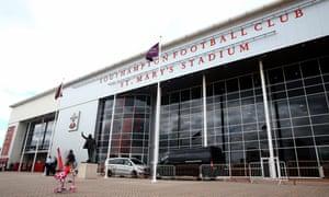Southampton Football Club's stadium