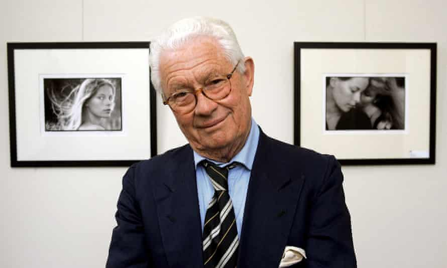British photographer David Hamilton.