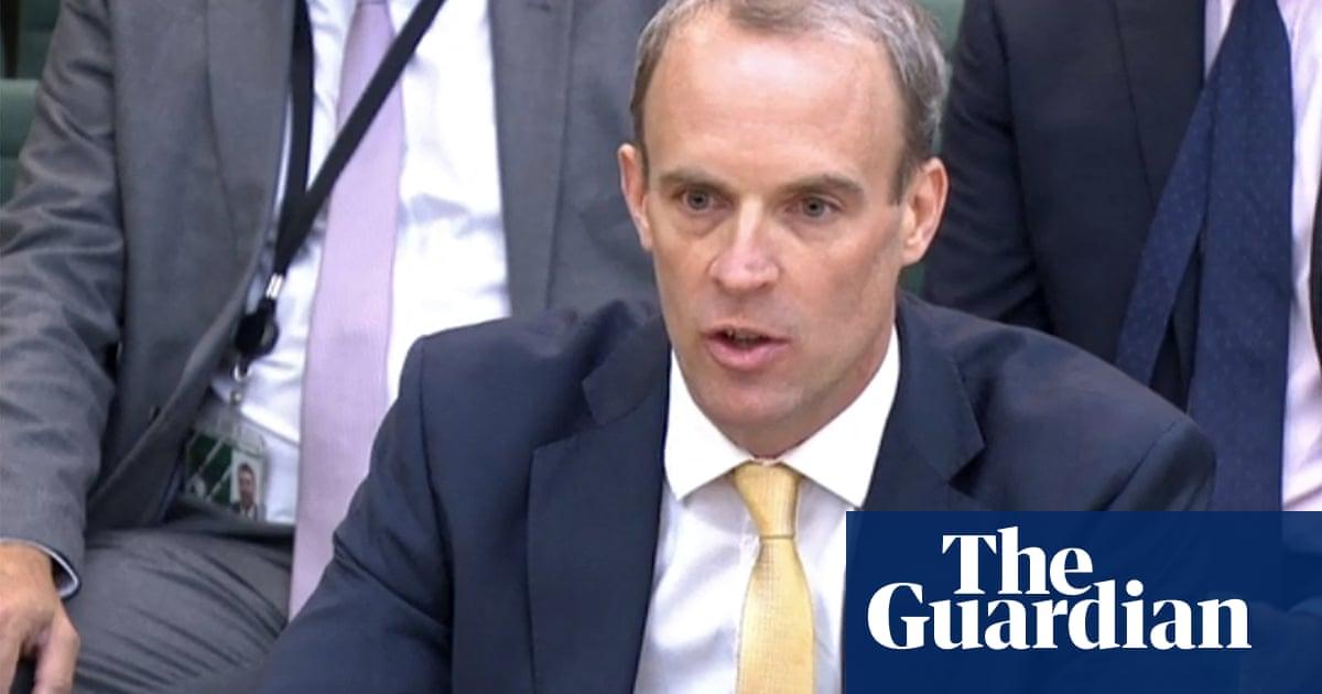 Dominic Raab: UK intelligence said Kabul 'unlikely' to fall this year