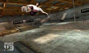 Skate 3.