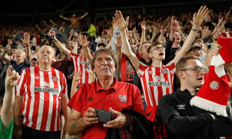 It could be another joyous occasion for Brentford fans on Saturday at Selhurst Park.