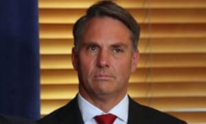 The deputy Labor leader, Richard Marles.