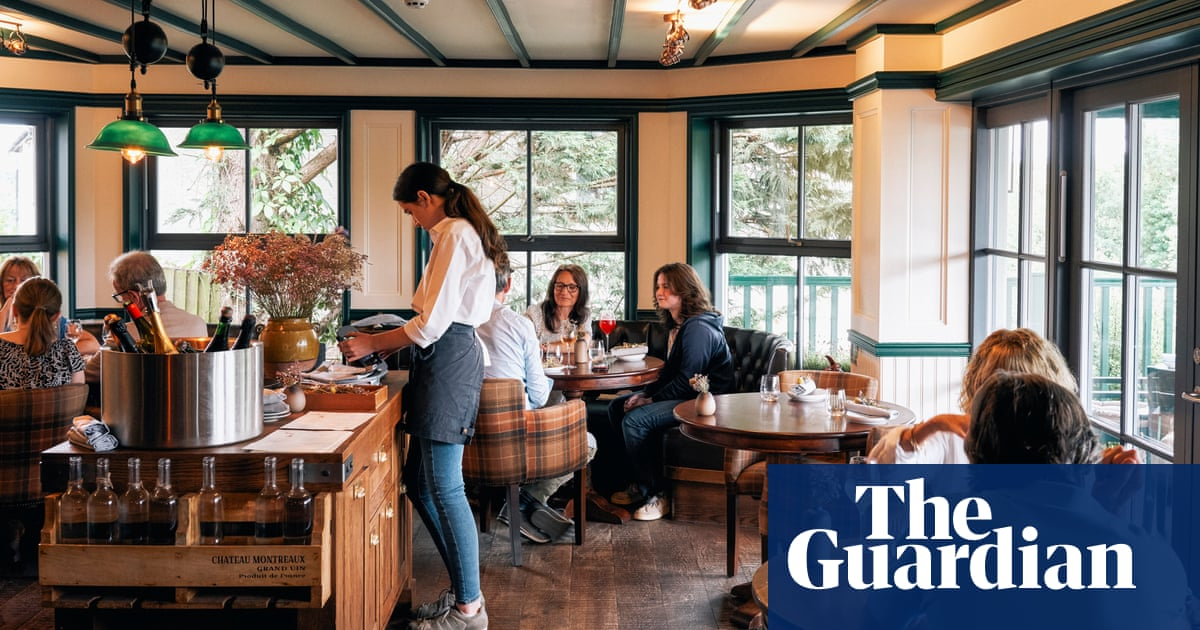 The Loch & The Tyne, Old Windsor, Berkshire: 'Odd, but unforgettable' – restaurant review