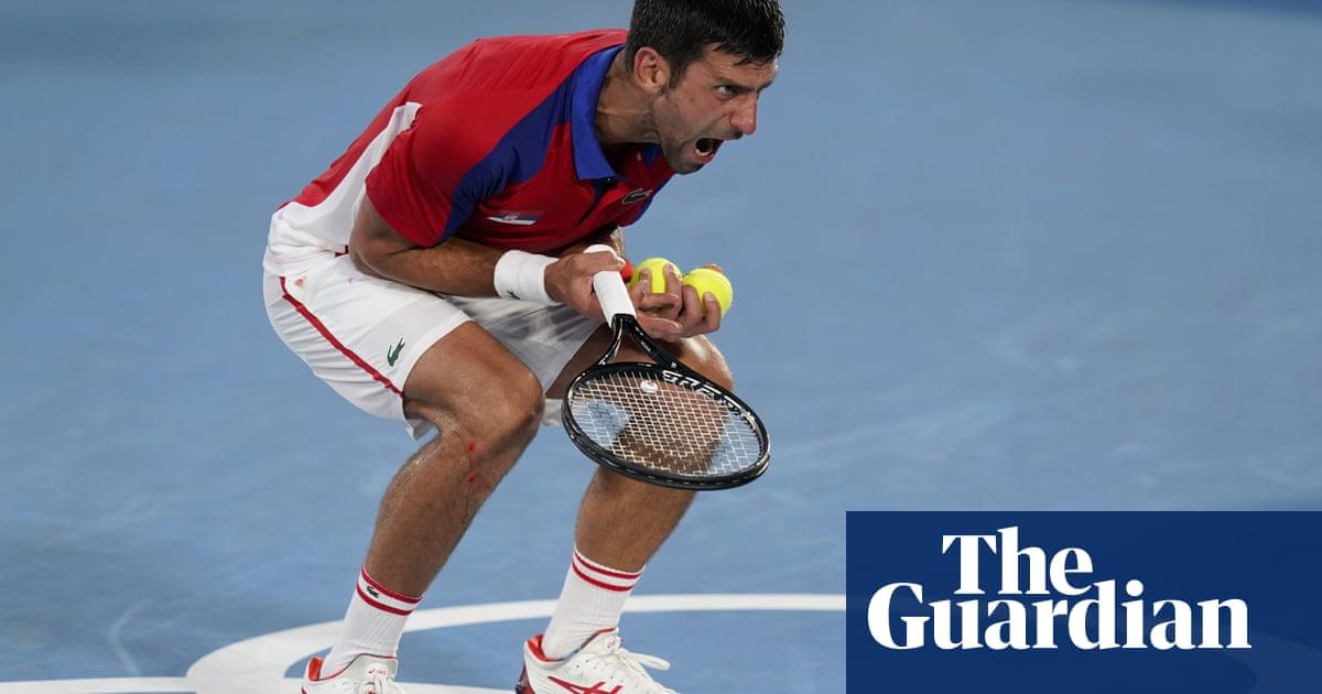 Alexander Zverev dashes Novak Djokovic's dreams of golden slam