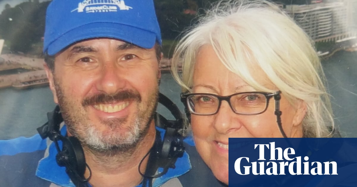 How we met: 'He had a reputation for playing the field. He sounded really dodgy'