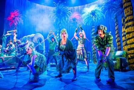 The Lorax reuturns to the Old Vic