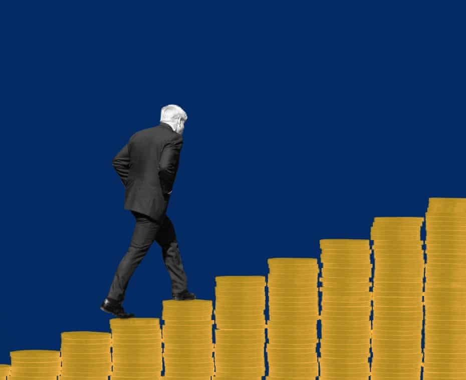 Boris Johnson has laid out expensive tax plans.