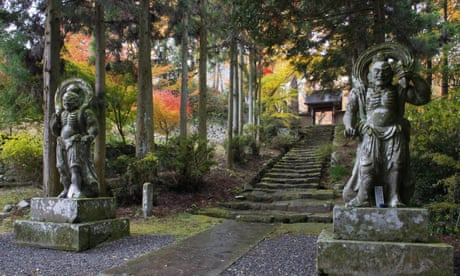 Kyushu island, Japan: shrines and shugendo on the Kunisaki peninsula