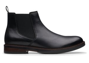 Chelsea boots, £75, by Clarks