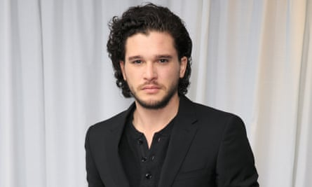'I like to think of myself as more than a head of hair or a set of looks' ... Kit Harington.