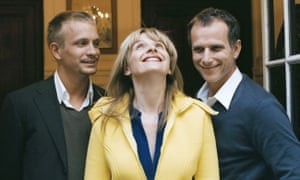 Jérémie Renier, uliette Binoche, Charles Berling 'Summer Hours', (Aka L'Heure D'Ete) Film - 2008