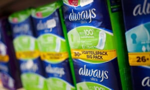 The Treasury said measures would be included in next week's finance bill to scrap VAT on women's sanitary products.