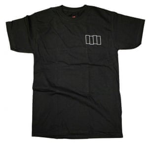 Black Flag T-shirt.