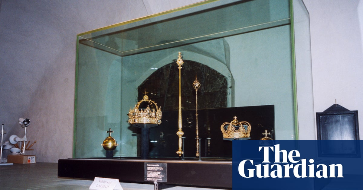 Stolen Swedish Royal Treasure May Have Been Found Police Say