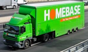 Homebase lost £54m last year.