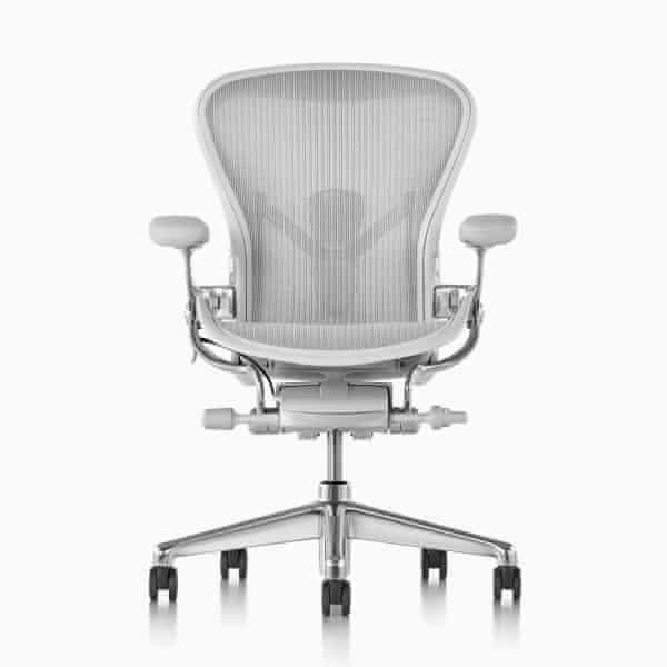 An Aeron chair