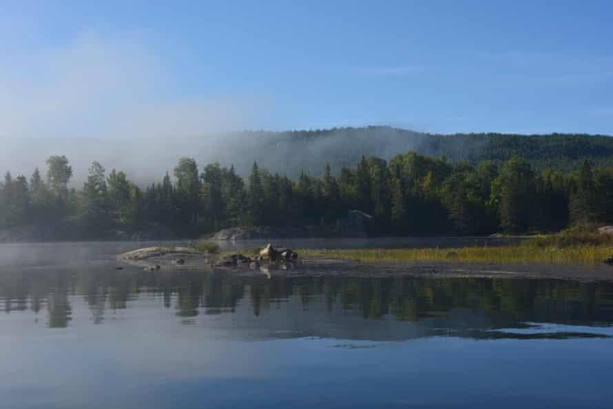 Moose Lake, Ontario