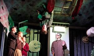 Kafka's The Metamorphosis at the Lyric theatre, London in 2013.