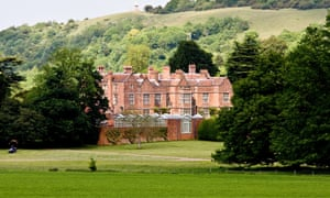 Chequers in Buckinghamshire, the country residence of the British PM