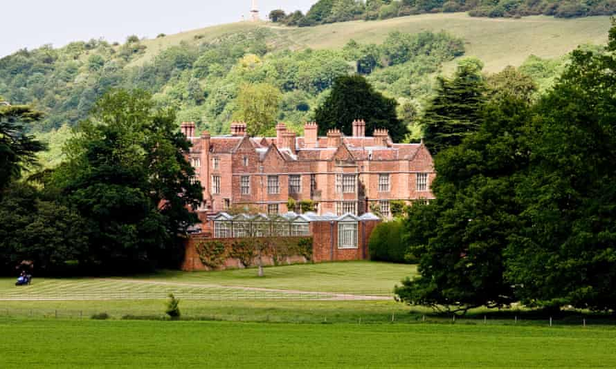 Chequers, the prime minister's country retreat where the damson jam is made.