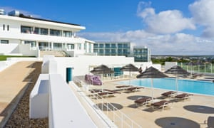 Memmo Baleeira Sagres Hotel, Sagres Algarve Portugal