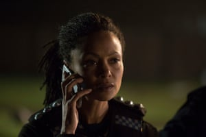 Thandie Newton in Line of Duty.