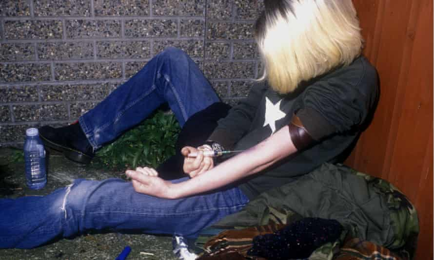 Drug users are among the socially excluded groups the researchers say need quicker intervention to save lives.