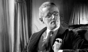 James Joyce in 1934