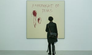 A Fortnight of Tears at White Cube Bermondsey