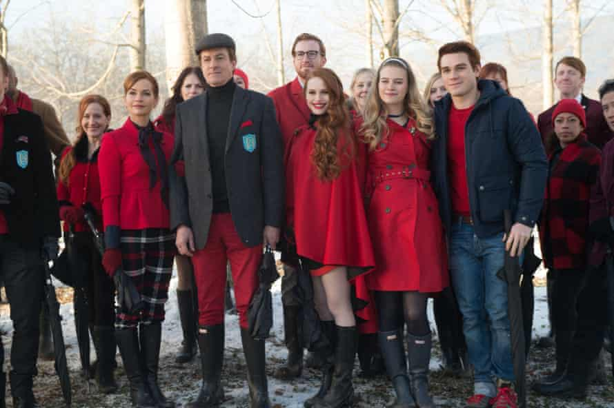 Tween Peaks: Riverdale's maple syrup moguls – and Archie
