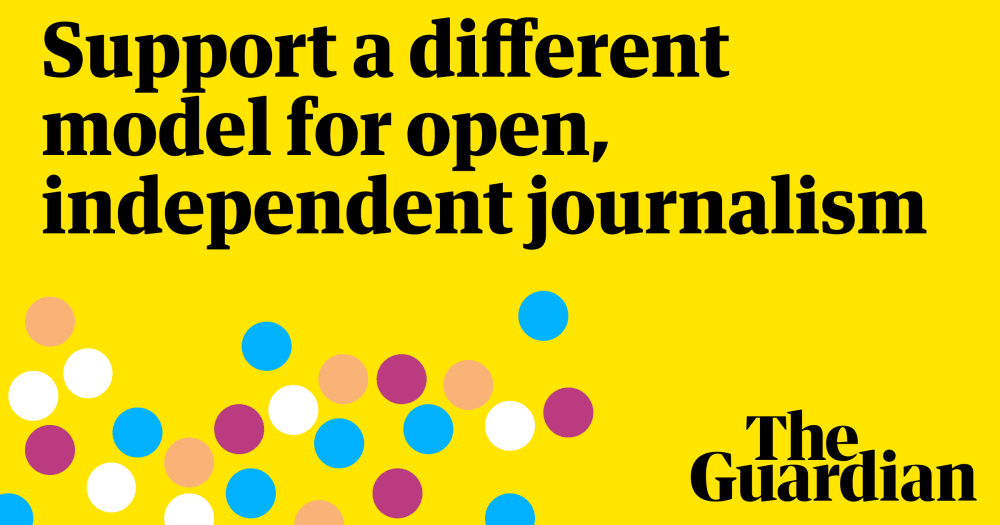Support the Guardian | Make a Contribution