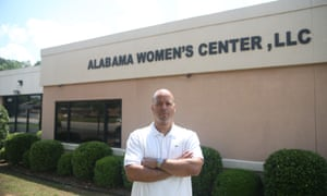The Alabama Women's Center in Huntsville, which was closed temporarily in 2014 as a result of Trap laws, sits across the street from a public school and may be shut down again.