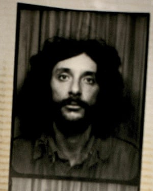 A picture of Blair Peach from his partner Celia Stubbs' photo album.