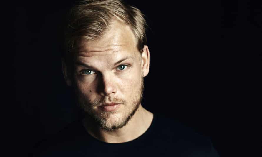 The late Swedish DJ Avicii, AKA Tim Bergling.