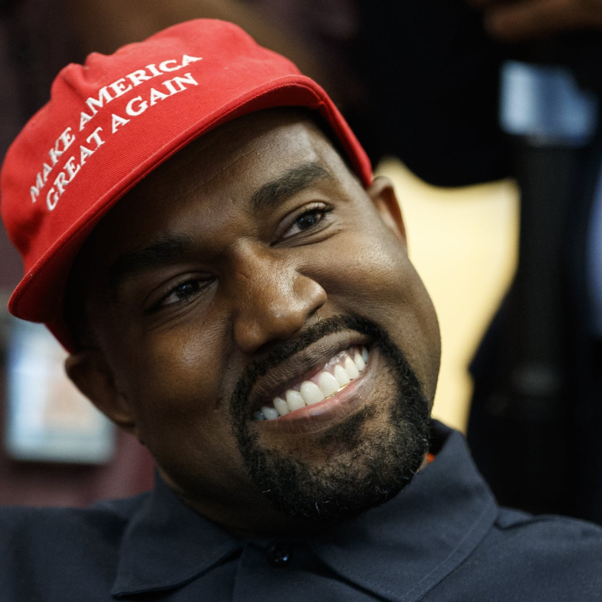 Kanye West Declares He Will Run For Us President In 2020 Music The Guardian