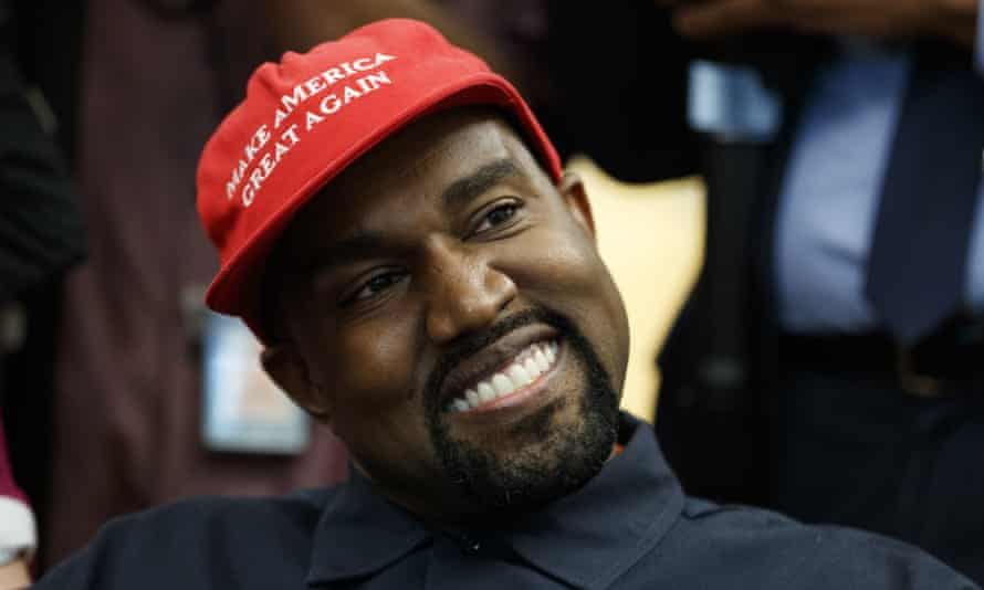 Rapper Kanye West says he is running for US president.