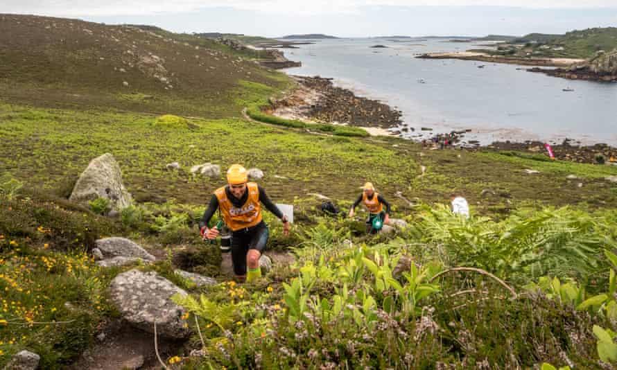 Ötillö Isles of Scilly Swimrun