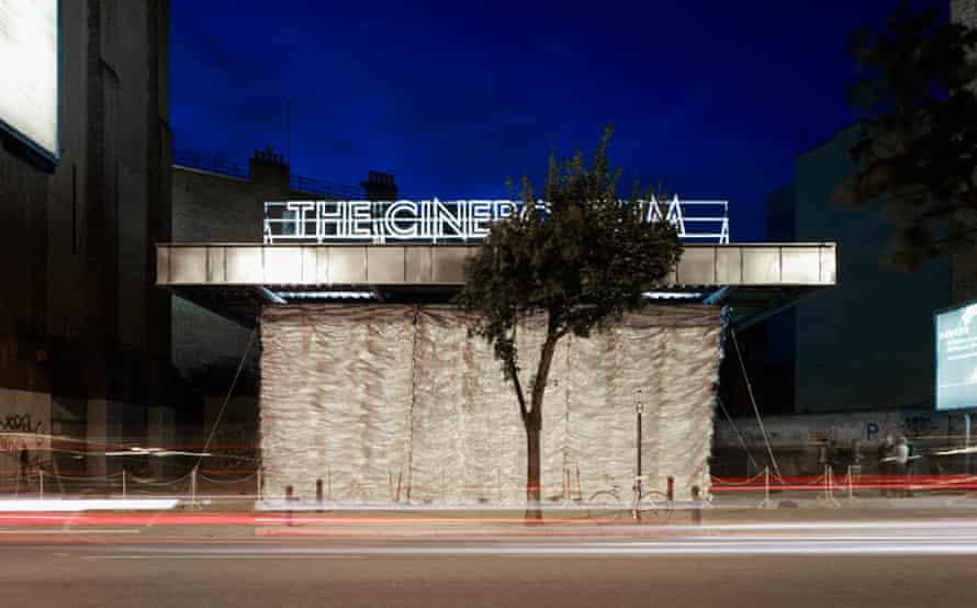 Assemble's first project, 2010's Cineroleum.